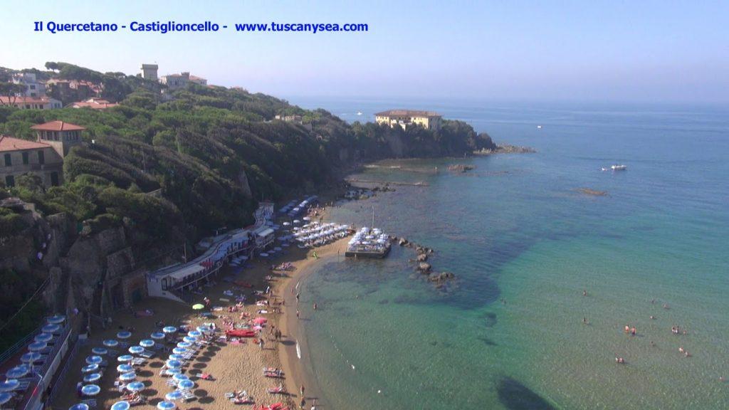Il mare, la vera anima della Costa degli Etruschi